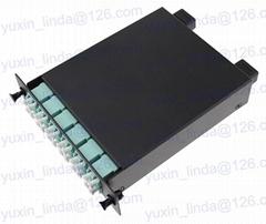 MPO MTP Cassette Module fiber optic cable