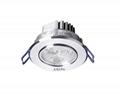 3W LED ceiling light