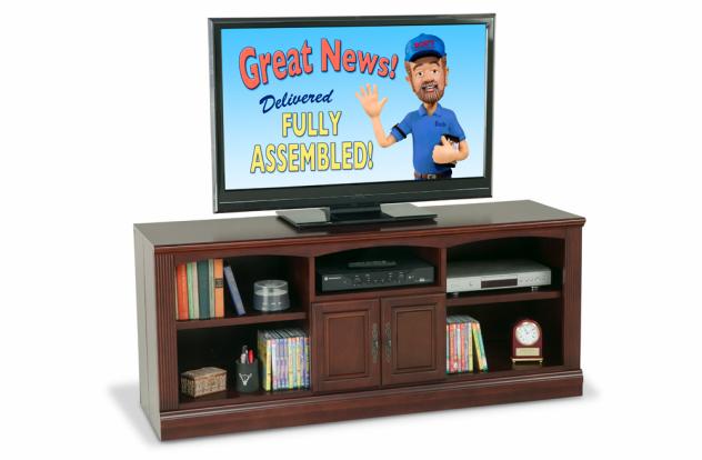 艾可米家居進口實木電視櫃組合  5
