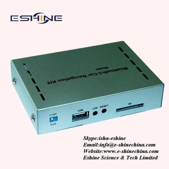 External Gps Box For Pioneer Car DVD With Navigation Box 4