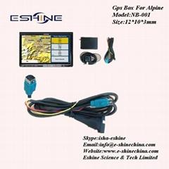 ,External Alpine Gps Box Navigation Box