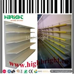 wall shelving single side shelves