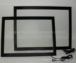"""32 """" Infrared multi touch screen  4"""