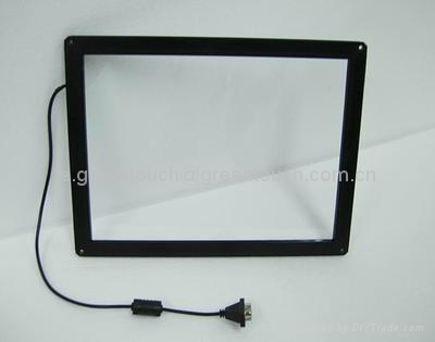 """32 """" Infrared multi touch screen  5"""