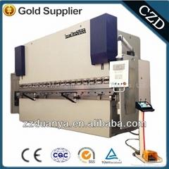 WD67K 80Tx2500 electro-hydraulic synchronous press brake