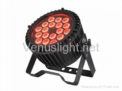 150W outdoor LED Par light with RGBW 4in1 LEDs