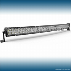 "off road 40"" cree led bar 3d optics"