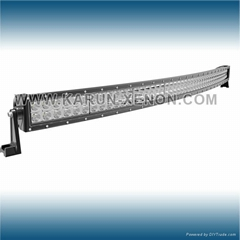"50"" 288W Radius Offroad Cree Curved LED Light Bars KRL-C288"