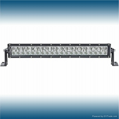 Off roading light 21.5inch 120W 4x4 led off road light bar