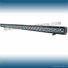 21.5 inch 120w offroad led light bar with CE RoHS certification from karun