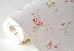 wallpaper pvc decorative wallpaper