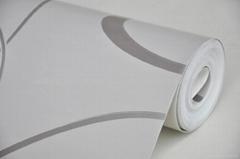 Morden design pvc wallpaper decorative wallpaper