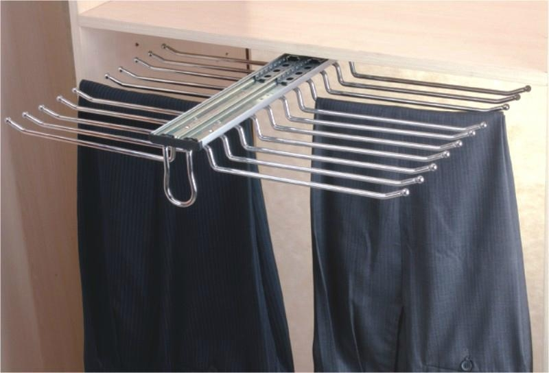 Morden And Fashion Pull Out Trousers Rack 1