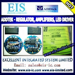 Distributor of ADDTEK all series IC- Voltage Regulator IC Amplifier IC Reference