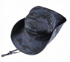 迷彩戶外探險家漁夫帽
