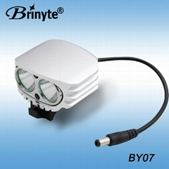 Brinyte Rechargeable High Power 1000 lumens CREE LED T6 Bicycle Light BR-BY07