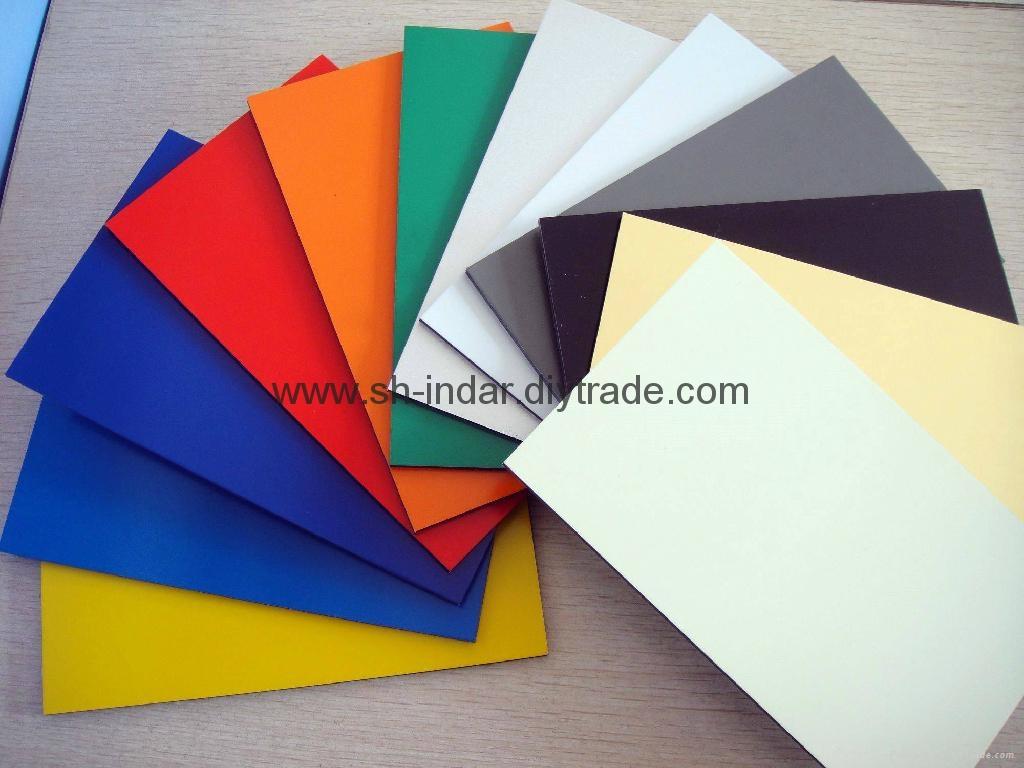 Exterior Cladding Aluminum Composite Panels 1