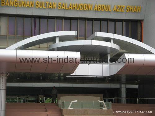 Professional Manufacturer of Aluminum Composite Panel 2