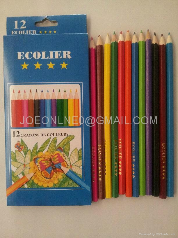 Low price HB pencil with eraser 4