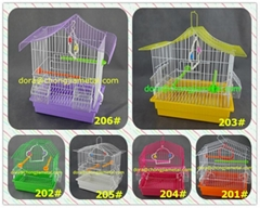 Salable small bird cage high quality