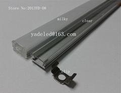 8mm pcb smaller led aluminum profile for strip light