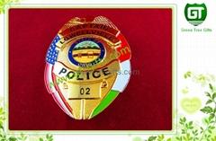 Novelty Police Badge