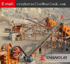 Sand mining equipment manufacturer Sand impact crusher for sale