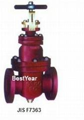JIS F7363 7364 7369 5 1016K casting iron