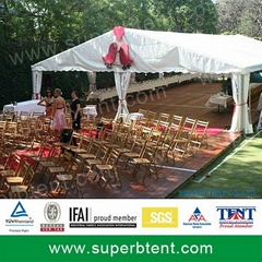 Beautiful garden wedding party tent for sale