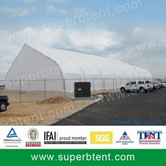 40m Big Curved Tent for Party and Exhibition