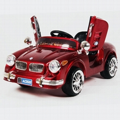 Classic ride on car toys electric toys vehicle