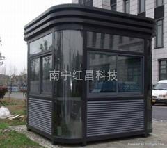 南宁红昌钢结构岗亭HAS-GT-E