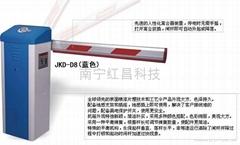 南寧直杆智能道閘JKD-D8