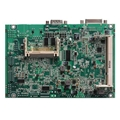industrial motherboard and fanless mini-itx with PCI Slot support  PCM3-N270 2