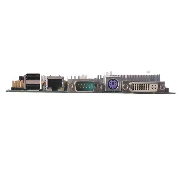 industrial motherboard and fanless mini-itx with PCI Slot support  PCM3-N270 3