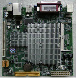 Industrial motherboard with RS232 and VGA  PCM5-916EM 1