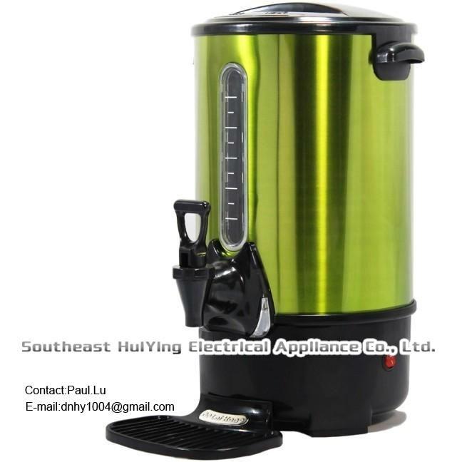 8L Hot Water Boiler Colorful