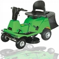 Electric rid on Lawn Mower with CE 2