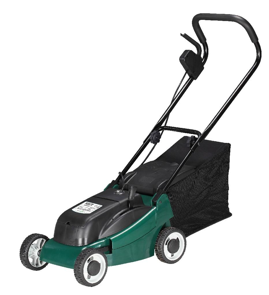 Electric lawn mower with ce xss30 ed xss30 ed zx for Home and garden equipment