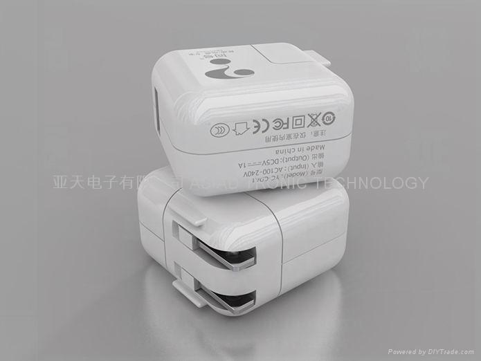 3C FCC ETL UL過認証充電器 2