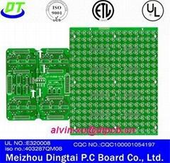 Light Lamp, LED Display Board Integrated Circuit PCB