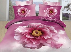 100% cotton quilt cover set