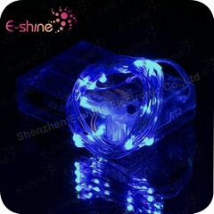 Battery Operated Copper Wire String Lights