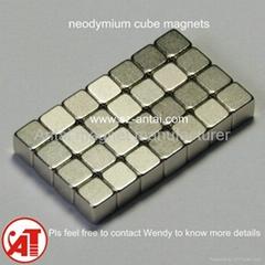 neodymium magnet cube