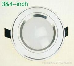 LED Down Lighting 3W 5W 7W 9W
