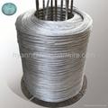 Zn Al Alloy Coating Iron Wire