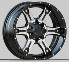Various sizes of  Alloy Wheels