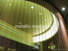 Selling Aluminum Chain Link Curtain supplier