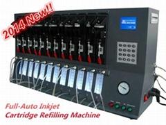 New Advanced Inkjet Cartridge Refilling Machine (NFR-03)