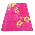 100% Cotton Personalized Beach Towels 1